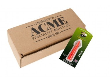 Acme fløjte 210 1/2<br>Orange