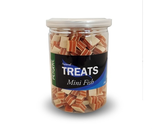 Mini Treats<br>Fisk 200 gr.