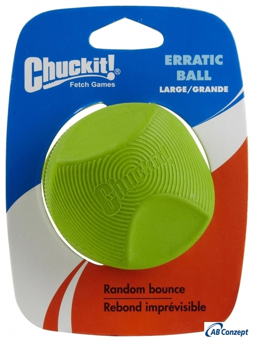 Chuckit Erratic Ball <br>Large